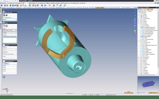 TopSolid-Design-Volumenmodellierer