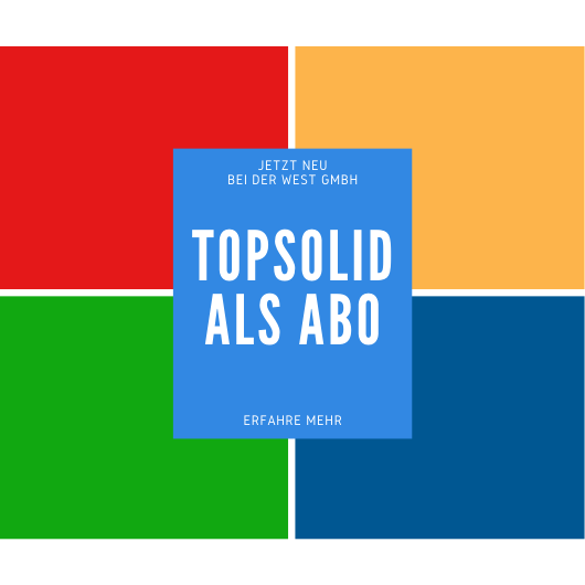 TopSolid als Abo