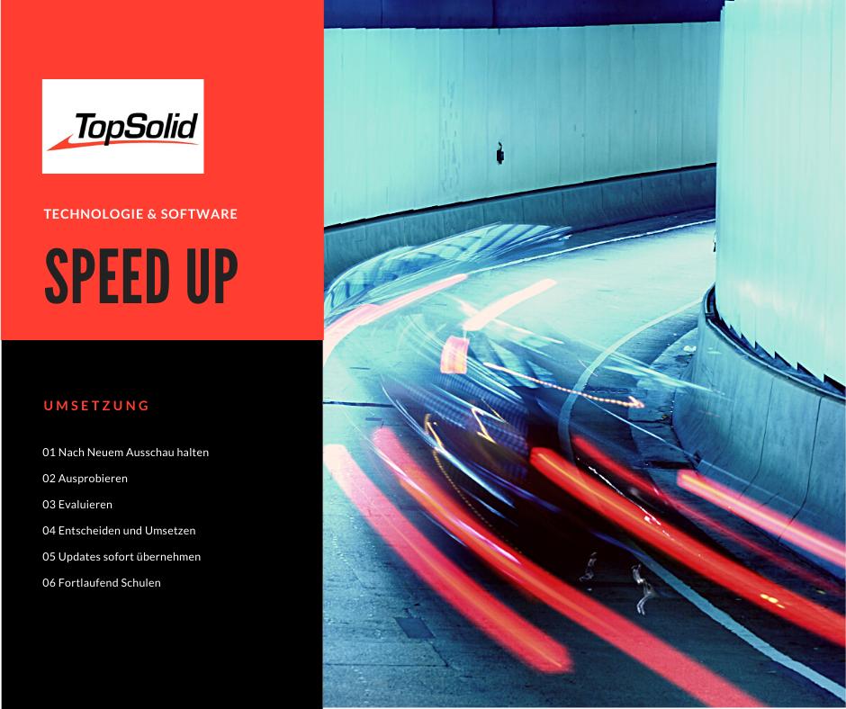 Fahrt aufnehmen - Speed up