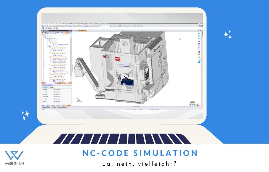 NC-Code Simulation