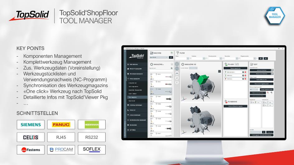 ShopFloor Tool Manager